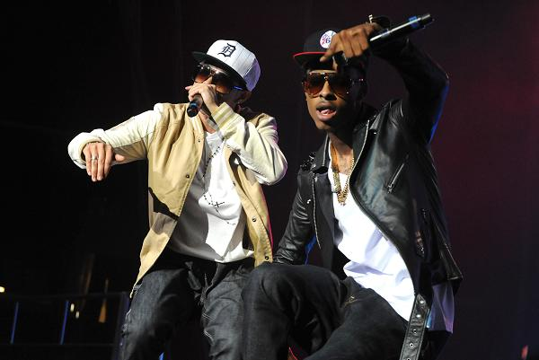 New Boyz Looking Forward To Playing Most Girls 'Scream Tour' Crowd