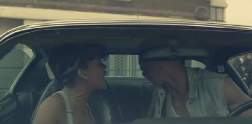 Rihanna And Chris Brown Look-Alike Have Car Fight Scene In 'We Found Love' Video