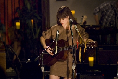 Feist Breaks the Silence, Shows Her 'Metals' at Intimate Village Studios Gig