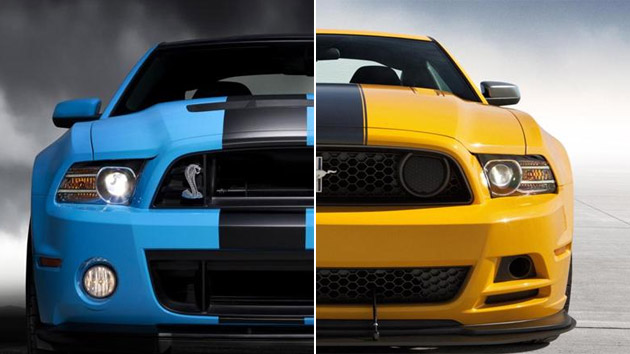 Ford Shelby GT500 vs Boss 302 Mustang, one to rule them all: Motoramic