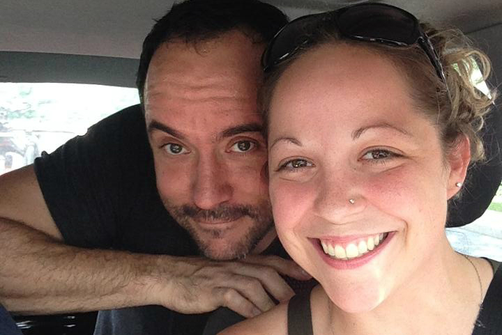 Dave Matthews and Emily Kraus (Facebook)