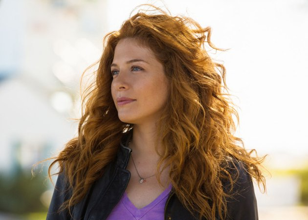 "Rachelle Lefevre as Julia on ""Under the Dome."" (Photo by CBS)"