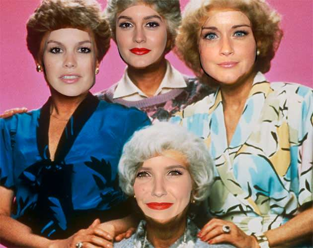 """Golden Girls""?"