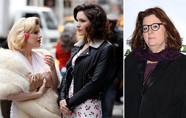 """Smash"" creator Theresa Rebeck has issues with a Buzzfeed article about her. (NBC, Andrew H. Walker/Getty Images)"