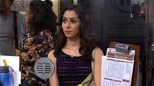 "Cristin Millioti was briefly introduced as the Mother on ""How I Met Your Mother's"" season finale. (CBS)"