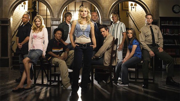 "Several ""Veronica Mars"" cast members have been confirmed for the movie."