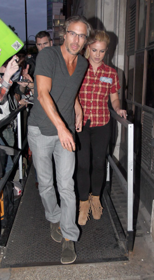 Do you think Jason Trawick is the one for Britney? - Simon Earl/Splash News