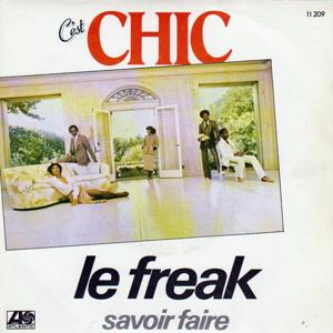 The Rock's Backpages Flashback: Chic Freak Out