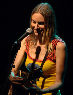 The Rock's Backpages Rewind: The Discreet Charm of Aimee Mann