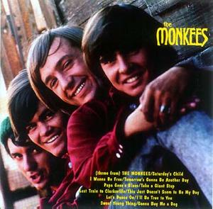 The Rock's Backpages Flashback: Davy Jones On Fronting the Monkees