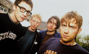 The Rock's Backpages Flashback: London Loves Blur