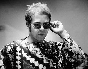 The Rock's Backpages Flashback: Elton John Takes Off in 1970