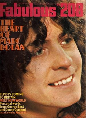 The Rock's Backpages Flashback: Marc Bolan Gets It On (1971)