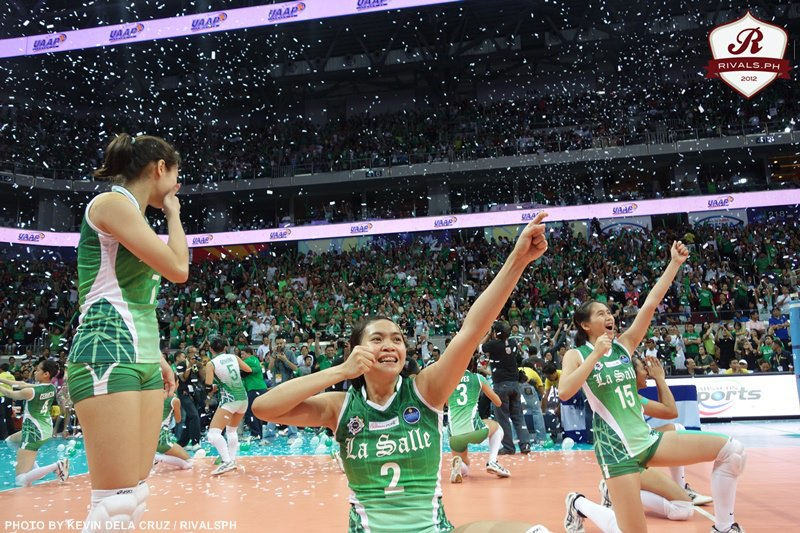 """Three-mendous"" DLSU sweeps Ateneo for Triple Crown v2.0"
