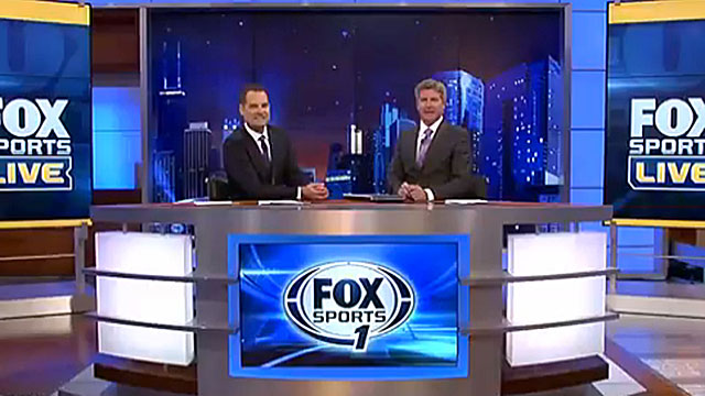 O Fox Sports Canadians Jay Onrait a...