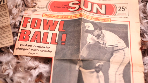 The Toronto Sun's history of punny headlines dates back at least 30 years. (TSN)