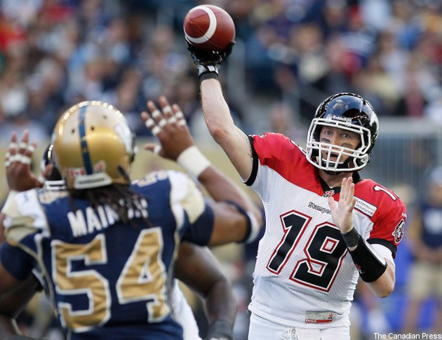 Bo Levi Mitchell (19) blew away Kenny Mainor and the Bombers en route to a First Star selection.