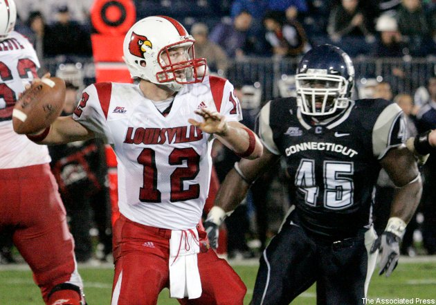 Former Louisville star Brian Brohm is Hamilton's latest big-name QB addition.