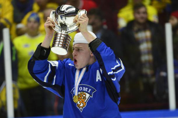 WJC: Young Lions Are The Pride Of Finland