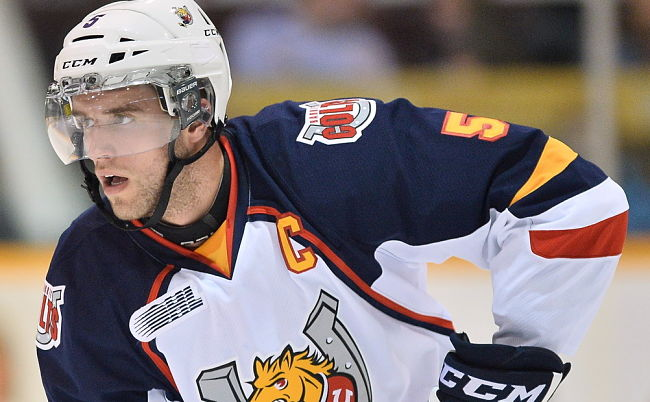 OHL: Aaron Ekblad The Perfect Fit For Draft Lottery Winning Florida Panthers