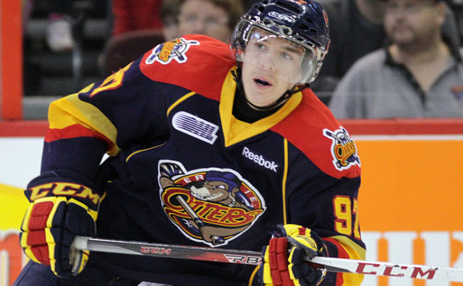 OHL: Erie Otters' 15-year-old Phenom Connor McDavid Adapting Well To Grind