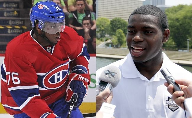 2012 Nhl Draft Brother Acts Second Generation Stars Abound In
