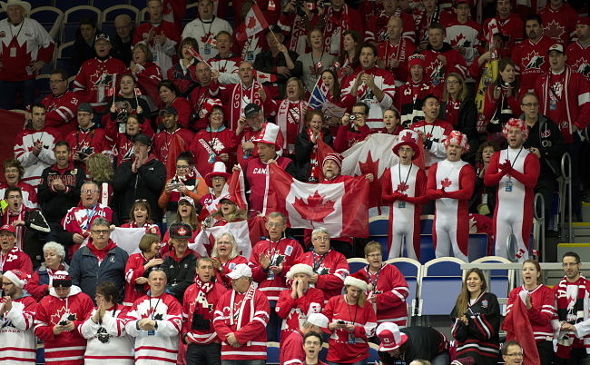WJC: Attendance Record Last Night - Malmo Might Set Three Records For Fan Support
