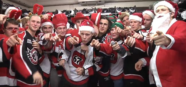 CHL: The Ottawa 67's Christmas , And 5 Reasons It Spreads Holiday Cheer (video)