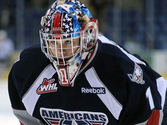 WHL: Americans Goalie Eric Comrie, Pats Coach Malcolm Cameron Highlight Snubs - League Awards Finalists