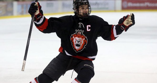 WHL: Wheat Kings Draft Mattheos First Overall In League's Bantam Draft