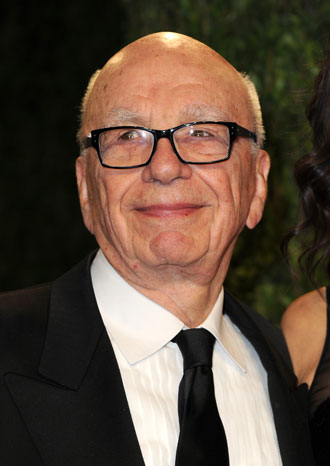 News Corp. CEO Rupert Murdoch is planning to take on ESPN. (Getty Images)