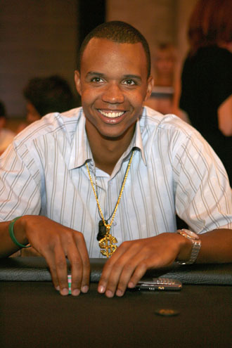 Phil Ivey. (Getty Images)