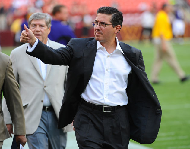 Daniel Snyder. (Getty Images)