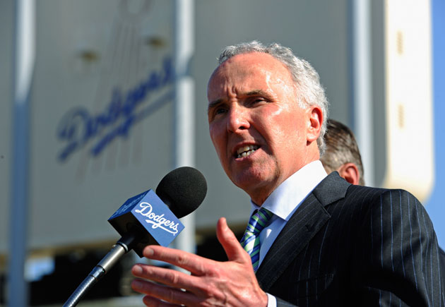 Frank McCourt. (Getty Images)