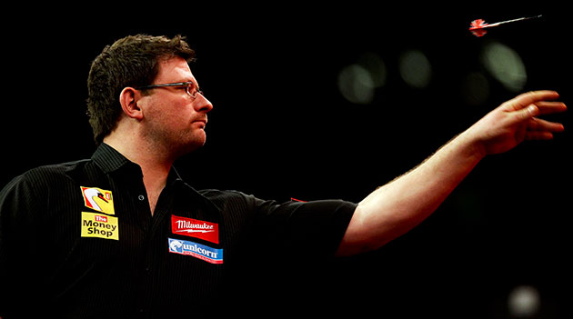 James Wade. (Getty Images)
