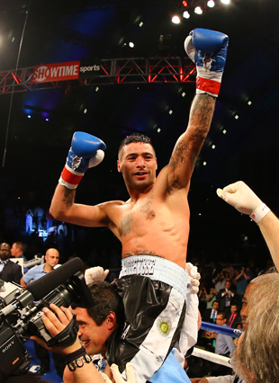 Lucas Matthysse is one of boxing's most exciting fighters (Getty Images)