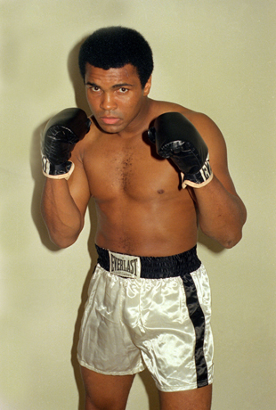 """The Greatest,"" Muhammad Ali (AP file photo)"