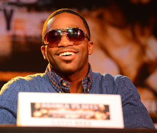 Adrien Broner will fight June 15 in Las Vegas on HBO (Rich Kane/Hoganphotos)