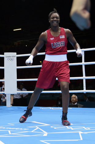 USA Boxing should heavily promote successes like Claressa Shields (AP)
