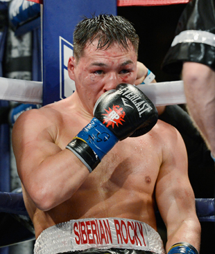 "Ruslan ""The Siberian Rocky"" Provodnikov (Getty)"