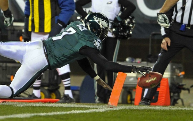 After a down year, Vick may get back to his running ways. (USP)