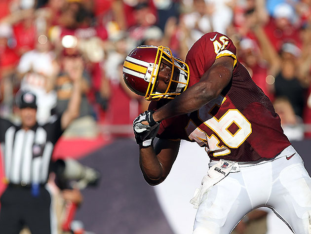 Alfred Morris (USA Today Sports Images)