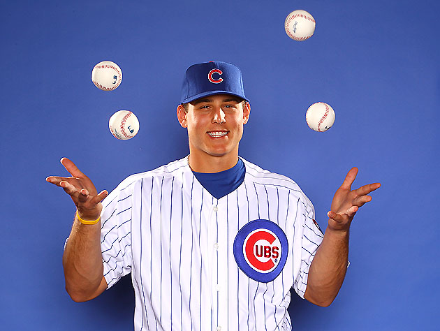 Anthony Rizzo finally gets the call (Getty Images)