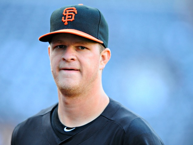 Matt Cain off to a slow start (USAT)