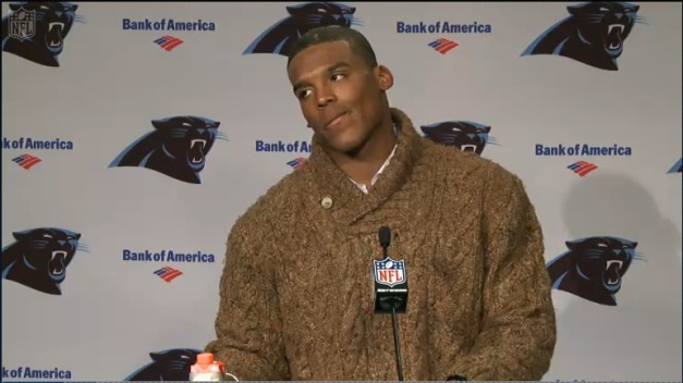 Female Wookies unanimously agree, Cam's sweater is HOT!!!