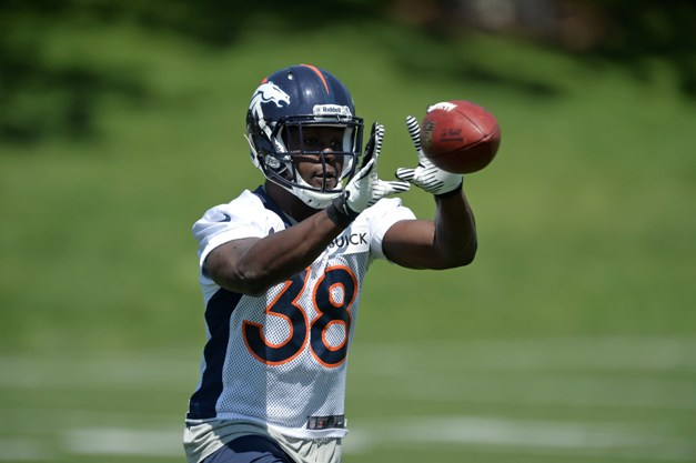 Denver's rookie RB could Ball out this fall (USAT)