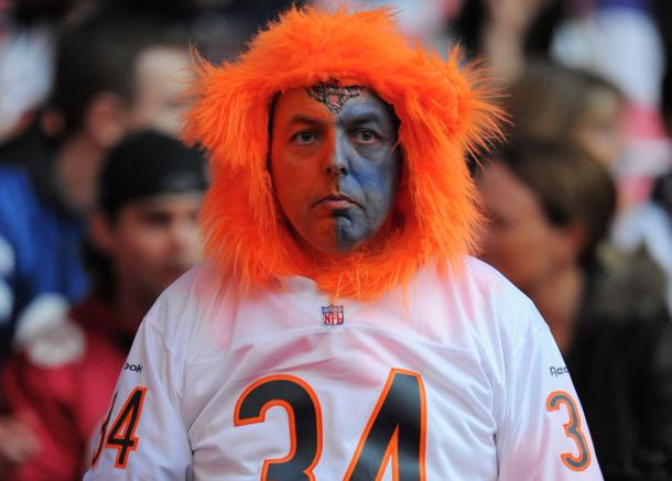Don't look so glum, British Bears fanatic, we'll get through this bye week together. (USP)