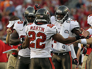 Doug Martin, everybody's pet player (USP)
