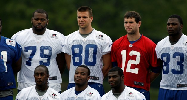 Luck-to-Fleener may soon terrorize NFL linebackers.