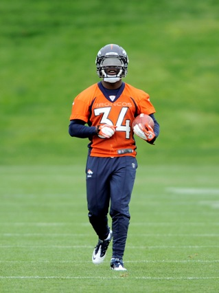 Get to know Ronnie Hillman, PPR enthusiasts. (USP)